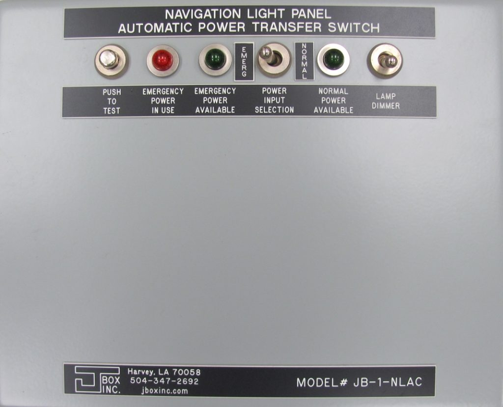 Automatic Power Switch - 02 JB-1-NLAC- front -sm