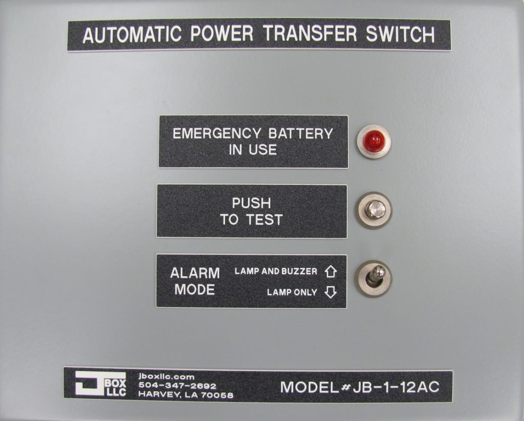 Automatic Power Swithc - 01 JB-1-AC front-sm
